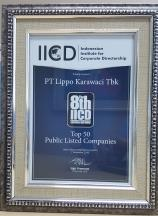 Indonesia 2016 (from IAIR Real Estate Magazine) Lippo Karawaci received