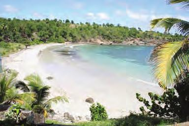 Cabier is near the village of Crochu on the beautiful east coast of Grenada, about 45 minutes from St George s and the airport and 20 minutes South of Grenville.