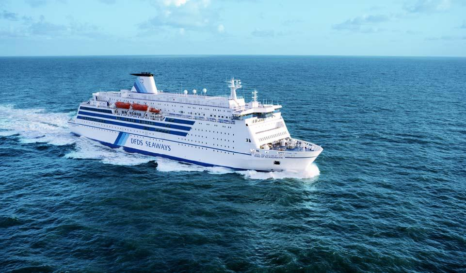 DFDS A/S Amsterdam-