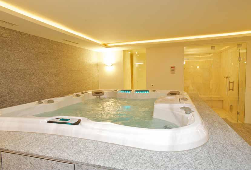 LOCATION Chesa Miralago is located at walking distance from the centre of St. Moritz.