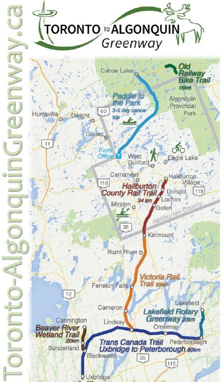 Trent Lakes - Ultimate Network The Municipality of Trent Lakes supports a strong cottage