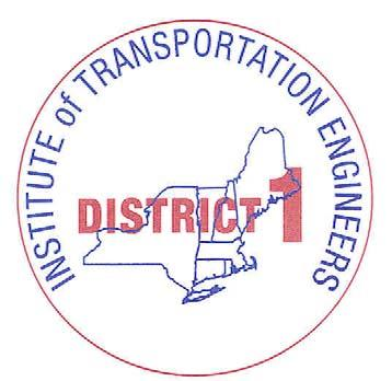 INSTITUTE OF TRANSPORTATION ENGINEERS DISTRICT 1 October 2003 PROCEDURE for PLANNING and MANAGING DISTRICT ANNUAL MEETINGS APPENDIX District 1 first developed draft guidelines on August 1, 1990.