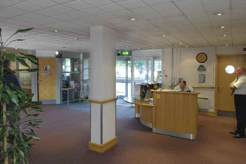 INVESTMENT SUMMARY Quality Office investment located in Scotland s Capital City