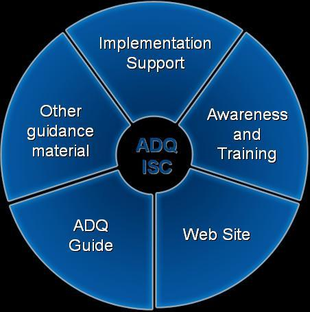 ADQ Implementation Support Cell (ADQ-ISC) For additional