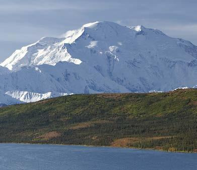 (B, D; L available for purchase en route) Day 2, June 22 Denali/Kantishna Choose from amazing guided hikes (casual, moderate or challenging), gold panning, mountain biking