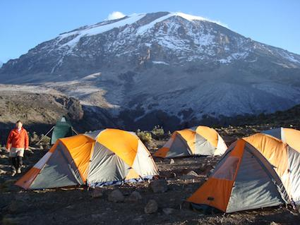 / 3,840 m) - Full day exploration of the Shira Plateau, one of the