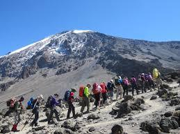 Total trekking time is 4-5 hours, with a hot lunch upon reaching camp.