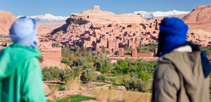 10 DAY Moroccan Explorer MXMEMM-8 This tour visits: Morocco Feel the magic of the Middle East on Topdeck s Moroccan