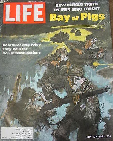 Cuba: Bay of Pigs The purpose was to overthrow Castro.