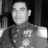 Bad Blood Batista In the late 1950s, Fulgencio Batista was ruler of Cuba.