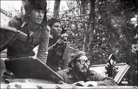 Cuba Under Fidel Castro Castro began right away to organize a communist government.