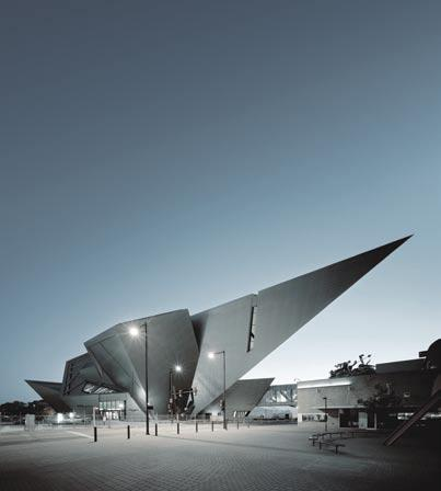 Libeskind s design is unprecedented in waterfront developments, not only in Asia but around the