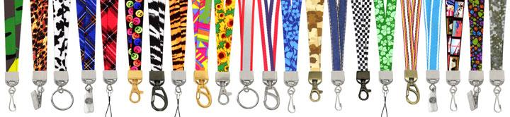 Lanyards Lanyards are a trade show NECESSITY!