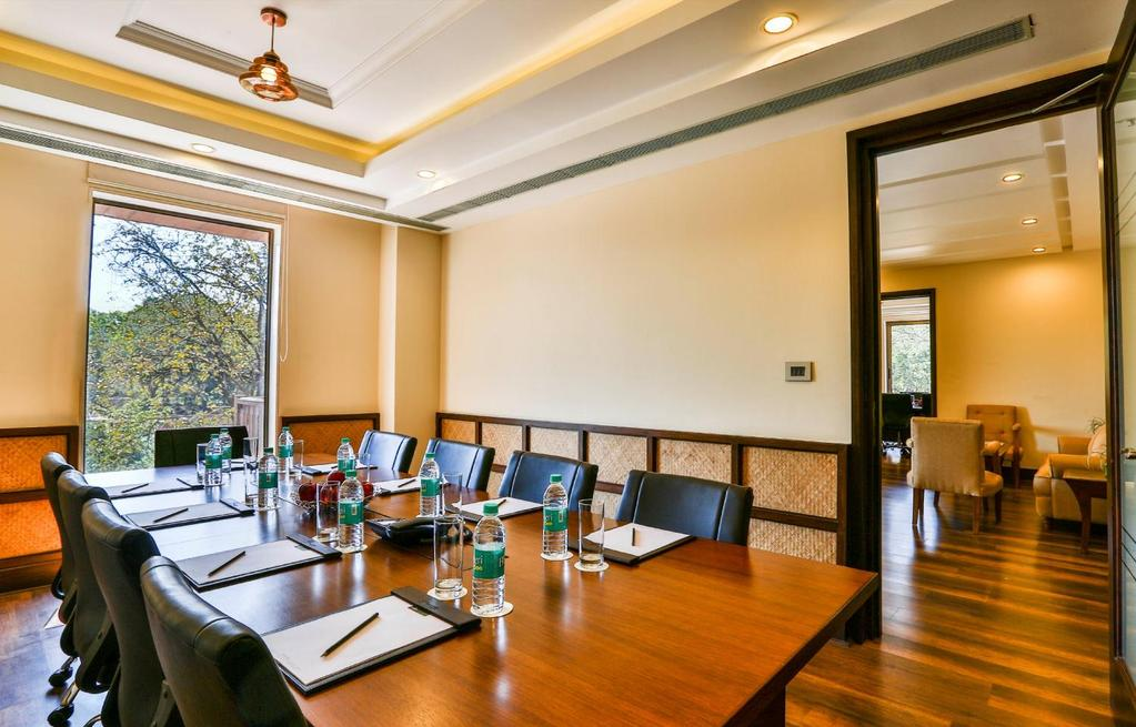 Board Room We have a fully equipped Business Centre & Board Room with the latest Audio-Visual technologies to ensure that you