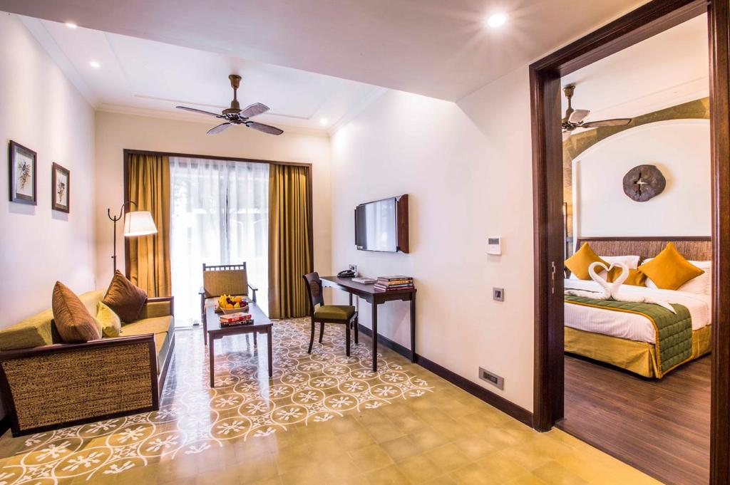 All-Suite Property The Banyan Suites comprise of two spacious