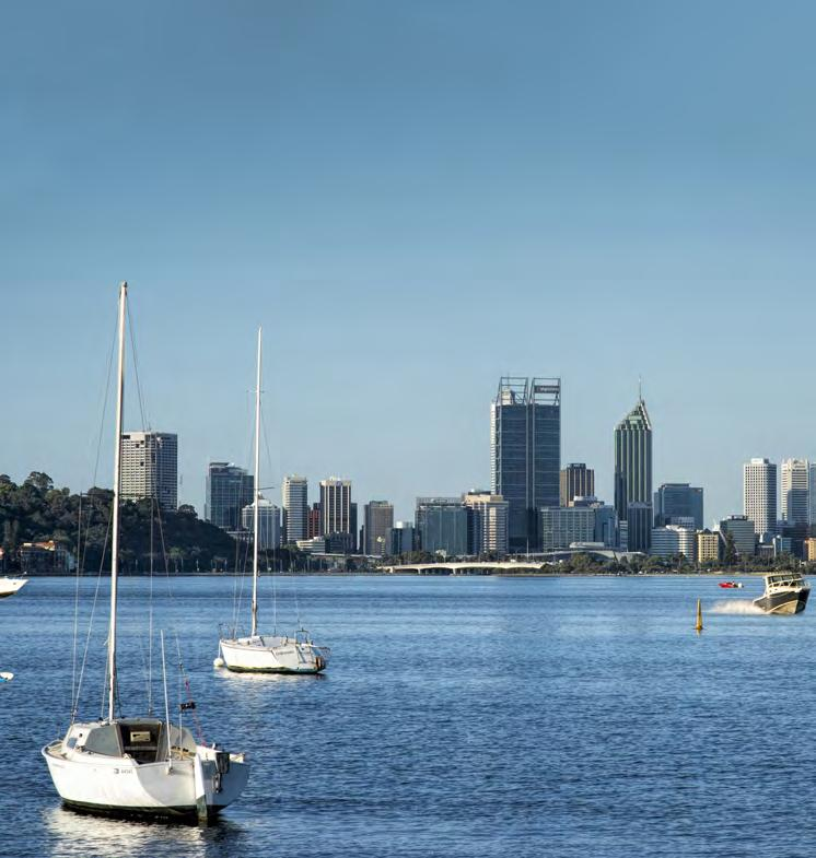 MARKET OUTLOOK PERTH WESTERN AUSTRALIA 1 Perth Overview 2 Education & Demographics 3 Investment &