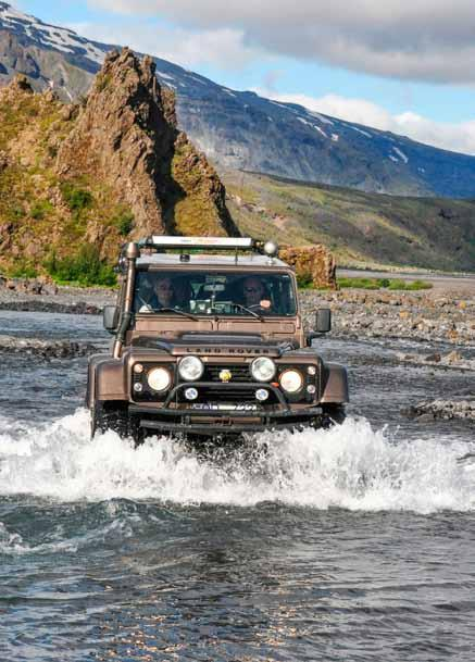 SUPER JEEP ADVENTURES AND PRIVATE TOURS FROM REYKJAVÍK