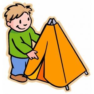 I m Going Outside Game Materials: None Instructions: 1. Divide Cub Scouts so that they are in groups of no more than 15-20 Cub Scouts. 2. Have Cub Scouts sit in a circle on the floor. 3.