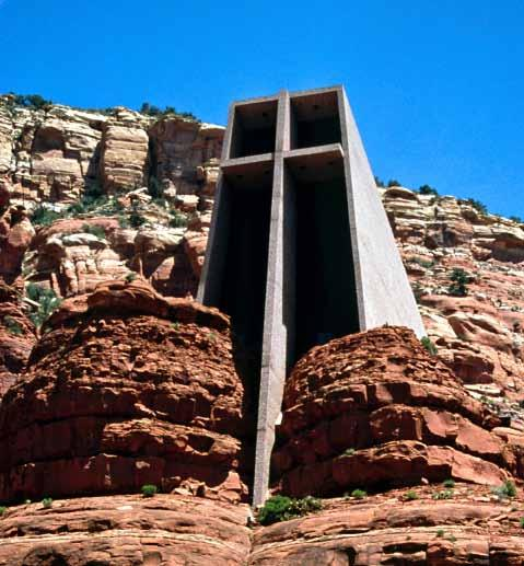 Tour Chapel of the Holy Cross Tlaquepaque & Uptown Sedona