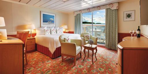 Stateroom Amenities American Cruise Lines new ship designs create an intimate atmosphere for guests looking to receive the attentive personalized service that is the hallmark of the brand.