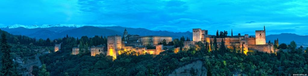 Spain-Andalucia Tour: 8-9 days & 8 nights All-inclusive package, including most things you will need during the week This tour is organised in cooperation with a high-quality Spanish tour agency