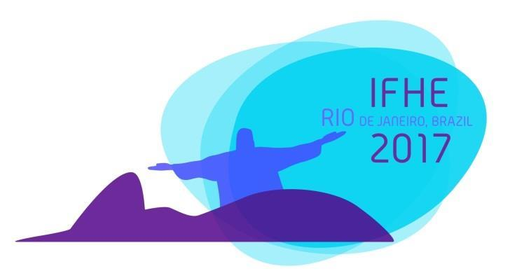 IFHE Rio 2017 - International Seminar was promoted by International Federation of Hospital Engineering (IFHE) and Brazilian Association for Development of the Healthcare Building (ABDEH).