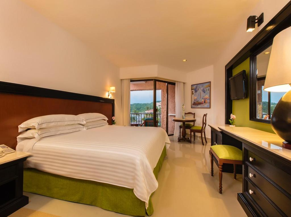 Rooms DELUXE PREMIUM LEVEL Exclusive rooms with guaranteed sea views, spacious areas, reading lights and a number of extra amenities, services and benefits for an amazing experience.
