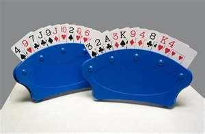 (Image to left) Playing Card Holder- 10 2011.