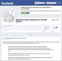 The Montgomery County Association of Township Officials also has a website, with similar features to Chester County s.