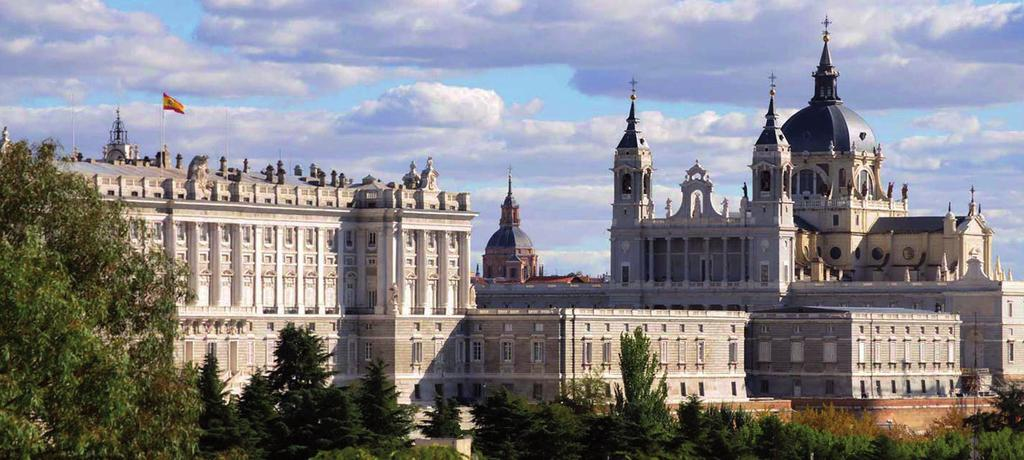 Royal Palace () Essence of Spain, Valencia & Barcelona on AVE train 8 days / 7 nights Private transfers, Airport - hotel & Barcelona hotel - Airport.