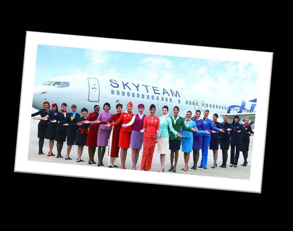 SkyTeam: GA has officially joined the global alliance on 5 March 2014