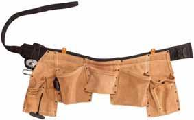 Shorts FAS-201 FAS-2 2 loose-hanging nail pockets that can be tucked away if not in use one with an