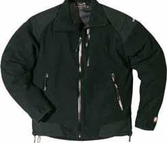40 Windproof Water-repellent Breathable Microfleece WINDSTOPPER -jacket GWP-430 Zip up to top of collar / 2