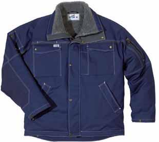BUILDING & CONSTRUCTION 29 Fixa färgton Blouson VL-431 Breast pocket / Band around neck / Buttoned cuffs / Belts ties round waist.