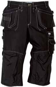 BUILDING & CONSTRUCTION 31 3/4 length trousers FAS-283 2 front- and back pockets with