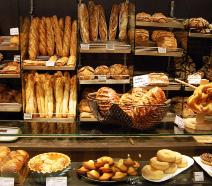 Then, visit a local boulangerie. The tour offers a great and rare opportunity to step into the kitchen of a typical Parisian boulangerie and see how the famous French baguettes are made!