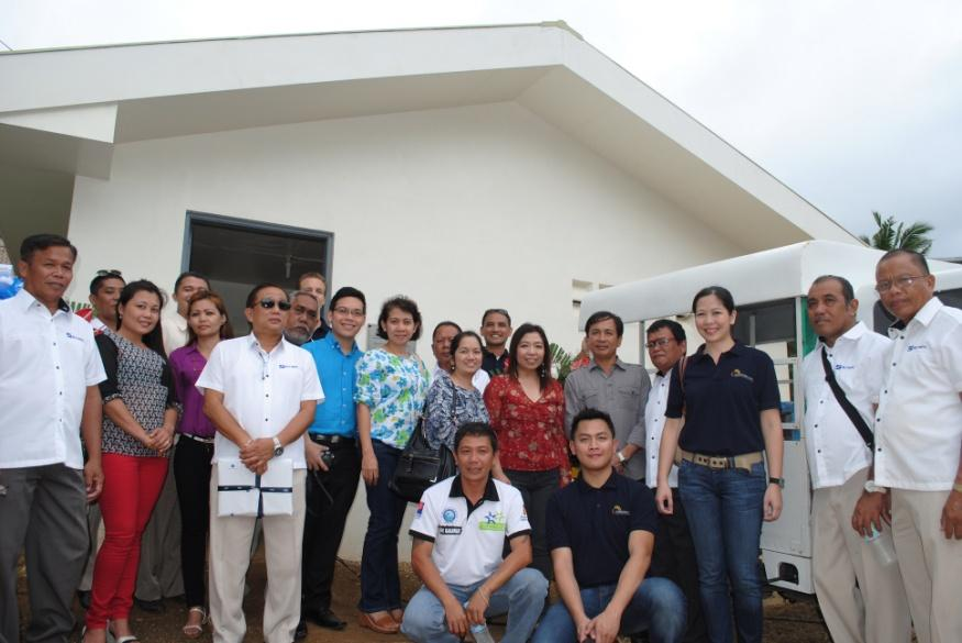 USAID s support in the Philippines Solar