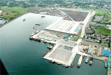 Cities as engines of growth Batangas Port