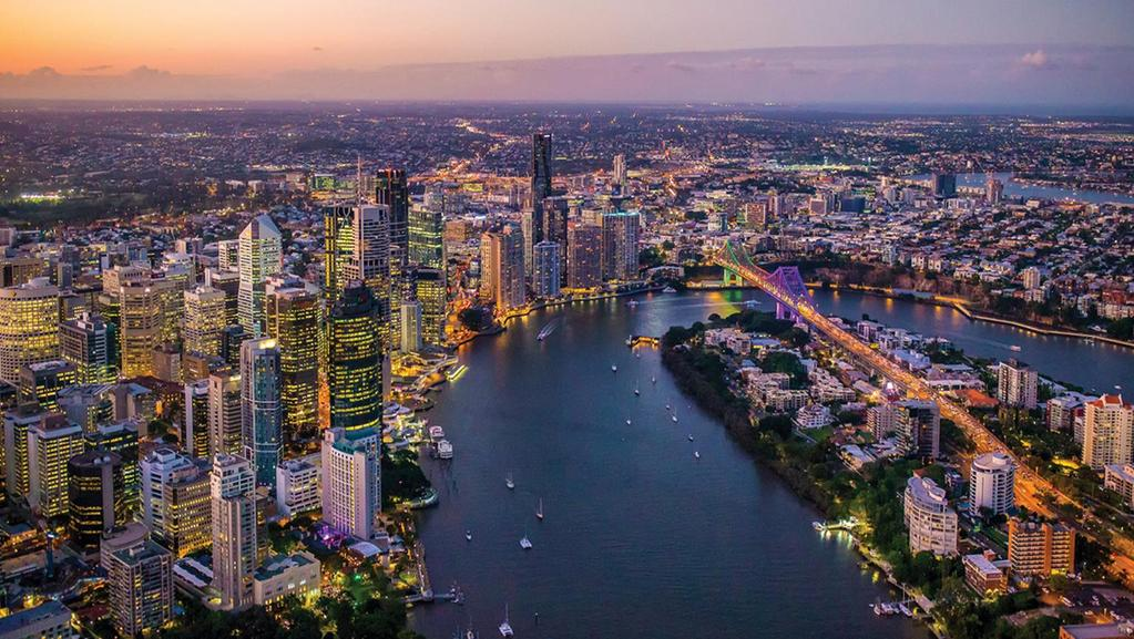 BRISBANE S HOTEL INVESTMENT STRATEGY OVERVIEW Local