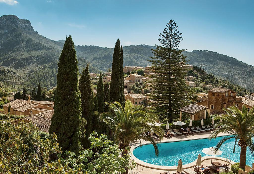 Set in the artists village of Deià, Belmond La Residencia is a refined, spacious