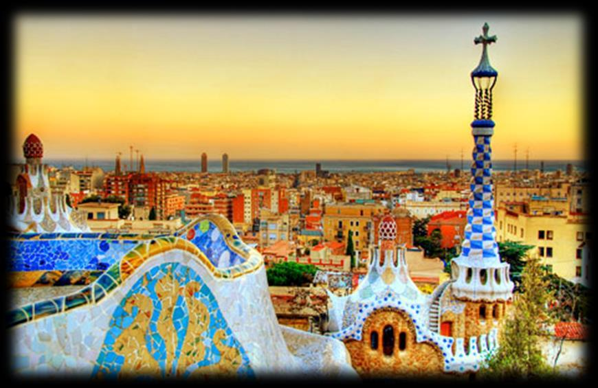 Enjoy the cosmopolitan city of Barcelona well known for its dramatic architecture, gothic quarter, shopping, parks and museums.
