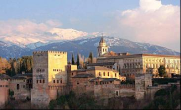 After breakfast at your hotel, early drive along the Costa del Sol through the mountains of Malaga towards Granada.