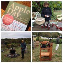 Celebrating, cooking, and teaching all about apples!