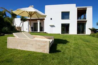 WALK. A UNIQUE SENSE. EXPERIENCE. UNWIND On an incredible Ibizan property.