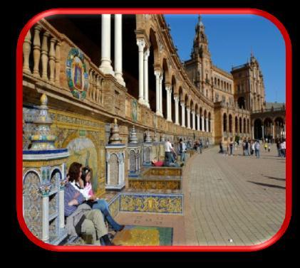 and 3 dinners. 1st Day (Mon.) MADRID CORDOBA SEVILLA: Departure from