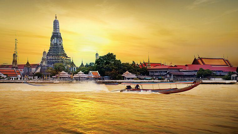 Bangkok has a feast of attractions to offer, glittering Buddhist temples of great beauty, magnificent palaces, classical dance extravaganzas, numerous shopping centres and its people's way of