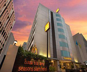 Seasons Siam Bangkok Or Similar (Standard) Destination : Bangkok