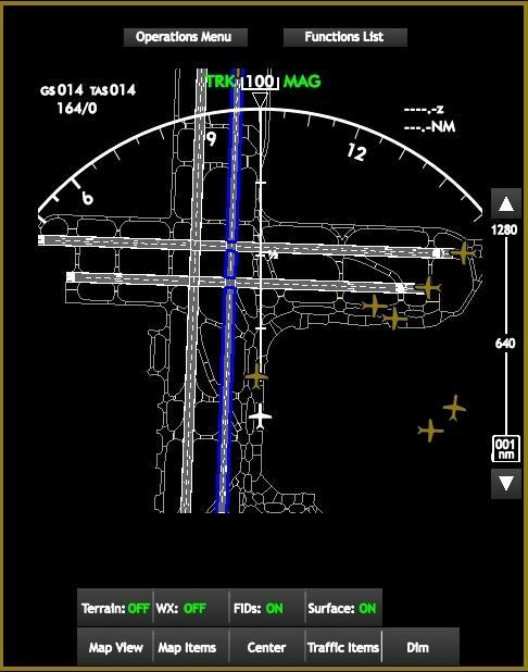 ADS-B In: Taxi Management Enhanced traffic awareness on the airport surface Anticipation of congestion in the