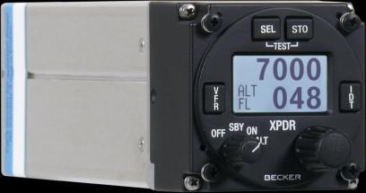 000FT Business, Commercial, Rotary Wing Transponders Standard Interfaces