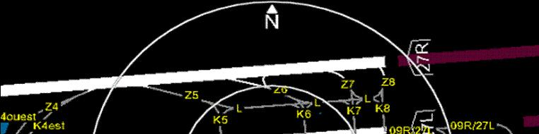 NEXT STEPS (SESAR) Taxi clerance function: Computes C and displays Taxi Path from